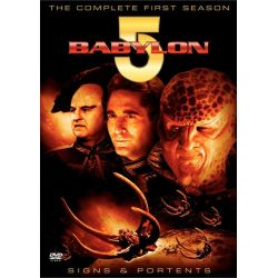 Babylon 5: The Complete First Season (Re-Packaged) (DVD 1994)