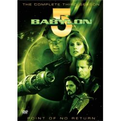 Babylon 5: The Complete Third Season (Re-Packaged) (DVD 1995)