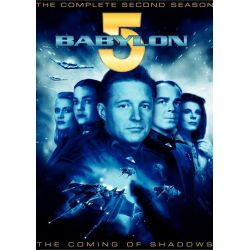 Babylon 5: The Complete Second Season (Re-Packaged) (DVD 1994)