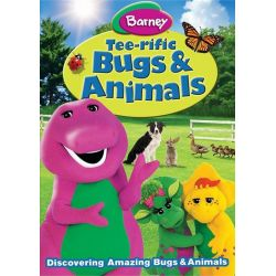 Barney: Tee-rific Bugs & Animals (DVD)