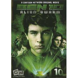 Ben 10: Alien Swarm (DVD 2009)