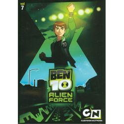 Ben 10: Alien  - Volume Seven (DVD 2009)