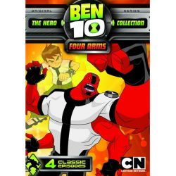 Ben 10: Classic Four Arms (DVD)