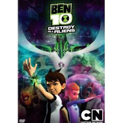 Ben 10: Destroy All Aliens (DVD)