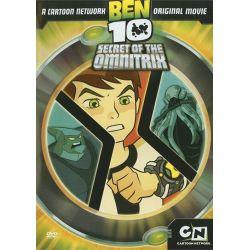 Ben 10: Secret Of The Omnitrix (DVD 2007)