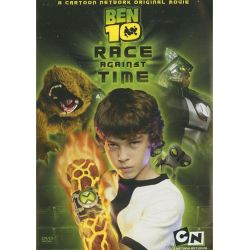 Ben 10: Race Against Time (DVD 2007)