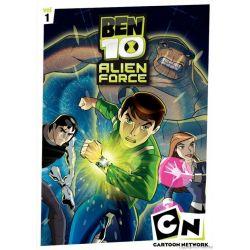 Ben 10: Alien  - Volume One (DVD 2008)