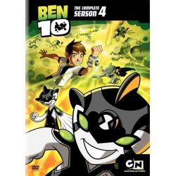Ben 10: The Complete Season 4 (DVD 2007)