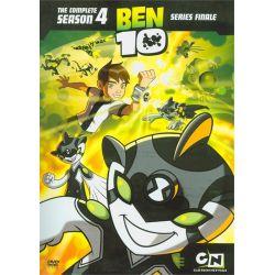 Ben 10: The Complete Season 4 (Repackage) (DVD 2007)