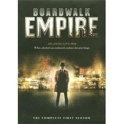Boardwalk Empire: The Complete First Season (Repackage) (DVD 2010) Country