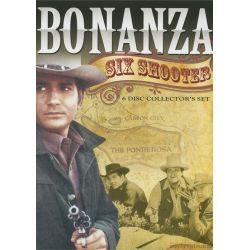 Bonanza: Six Shooter Collector's Set (DVD) Historyczne