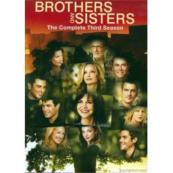 Brothers & Sisters: The Complete Third Season (DVD 2008)
