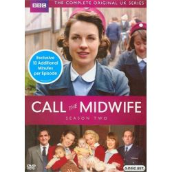 Call The Midwife: Season Two (DVD 2012)