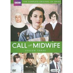 Call The Midwife: Season Three (DVD 2013)