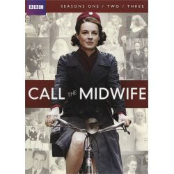 Call The Midwife: Seasons One - Three (DVD 2016)