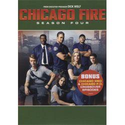 Chicago Fire: Season Four (DVD 2015)