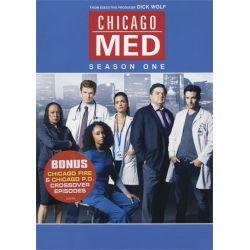 Chicago Med: Season One (DVD 2015)