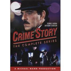 Crime Story (DVD 1988)