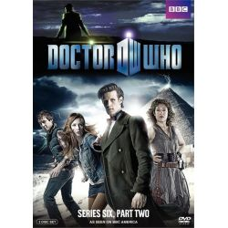 Doctor Who: Series Six - Part Two (DVD 2011) Historyczne