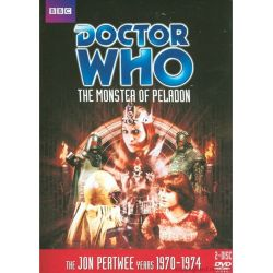 Doctor Who: The Monster Of Peladon (DVD 1974)