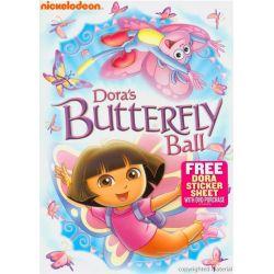 Dora The Explorer: Dora's Butterfly Ball (DVD 2012)