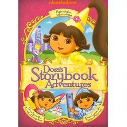 Dora The Explorer: Dora's Storybook Adventures (DVD 2011)