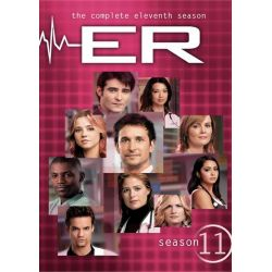 ER: The Complete Eleventh Season (DVD 2004)