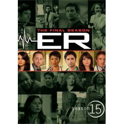 ER: The Complete Fifteenth Season (DVD 2008)