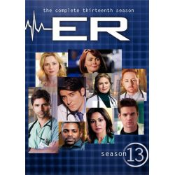 ER: The Complete Thirteenth Season (DVD 2006)