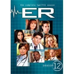 ER: The Complete Twelfth Season (DVD 2005)