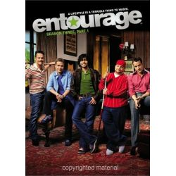 Entourage: Season Three - Part One (DVD 2006)