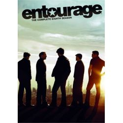 Entourage: The Complete Eighth Season (DVD 2011)
