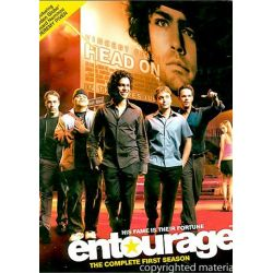 Entourage: The Complete First Season (DVD 2005)