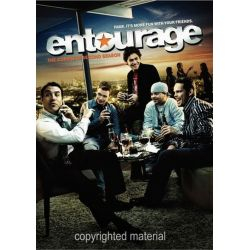 Entourage: The Complete Second Season (DVD 2005)
