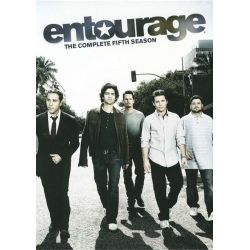 Entourage: The Complete Fifth Season (DVD 2008)