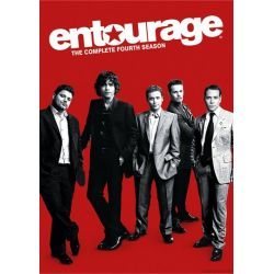 Entourage: The Complete Fourth Season (DVD 2007)