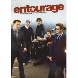 Entourage: The Complete Seventh Season (DVD 2010)