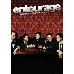 Entourage: The Complete Sixth Season (DVD 2009)