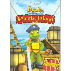 Franklin And Friends: Pirate Island (DVD 2010)