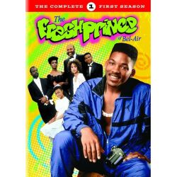 Fresh Prince Of Bel-Air, The: The Complete First Season (DVD 1990)