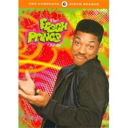 Fresh Prince Of Bel-Air, The: The Complete Sixth Season (DVD 1996)