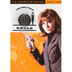 Girl From U.N.C.L.E., The: The Complete Series - Part Two (DVD 1966) Country