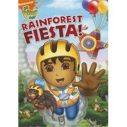 Go Diego Go!: Rainforest Fiesta! (DVD 2009)