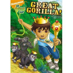 Go Diego Go!: Great Gorilla! (DVD 2007)