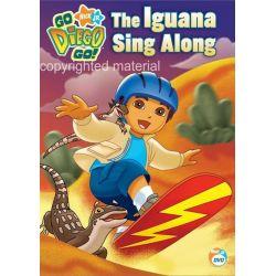 Go Diego Go!: The Iguana Sing Along (DVD 2007)