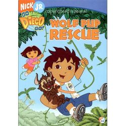 Go Diego Go!: Wolf Pup Rescue (DVD 2006)