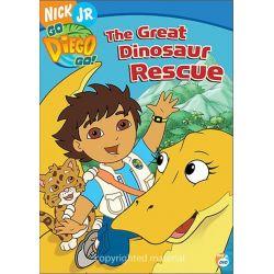 Go Diego Go!: The Great Dinosaur Rescue (DVD 2006)