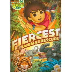 Go Diego Go!: Fiercest Animal Rescues! (DVD 2011)