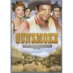 Gunsmoke: The Third Season - Volume Two (DVD 1958) Country
