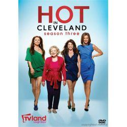 Hot In Cleveland: Season Three (DVD 2011) Historyczne